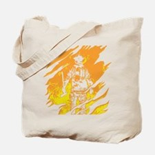 Cool Firefighters girlfriend Tote Bag
