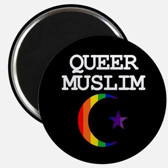 QUEER MUSLIM Magnet