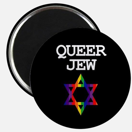 QUEER JEW Magnet
