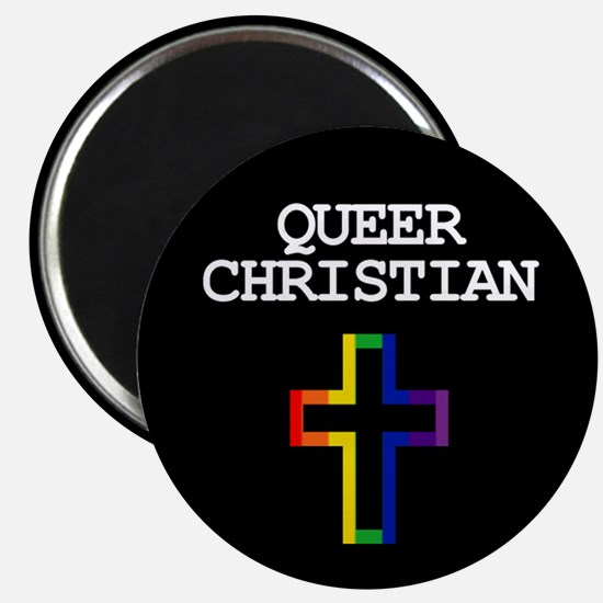 QUEER CHRISTIAN Magnet