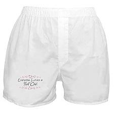 Flint Girl Boxer Shorts