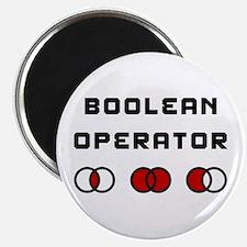 Boolean Operator Magnet