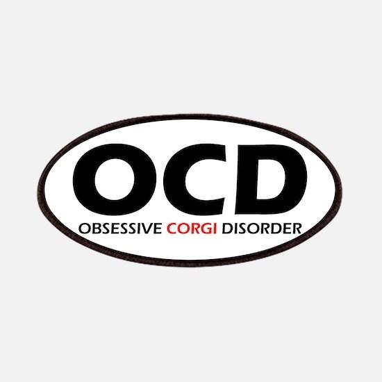 Obsessive Corgi Disorder Patch