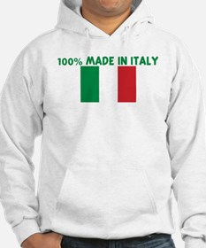 100 PERCENT MADE IN ITALY Hoodie