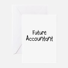 Future Accountant Greeting Cards (Pk of 10)