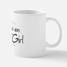 Ivory Coast Girl Mug