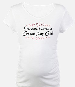 Green Bay Girl Shirt