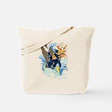 Cute Avatar last airbender Tote Bag