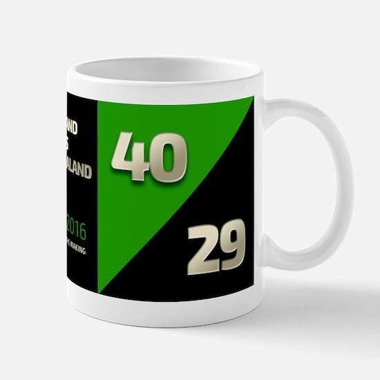 Ireland vs New Zealand Mugs