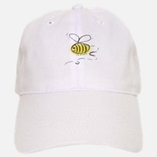 Bee Zoom Baseball Baseball Cap