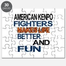 American Kenpo Fighters Makes Life Better A Puzzle