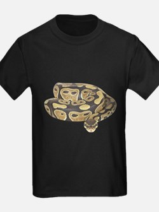 Ball Python Photo T-Shirt
