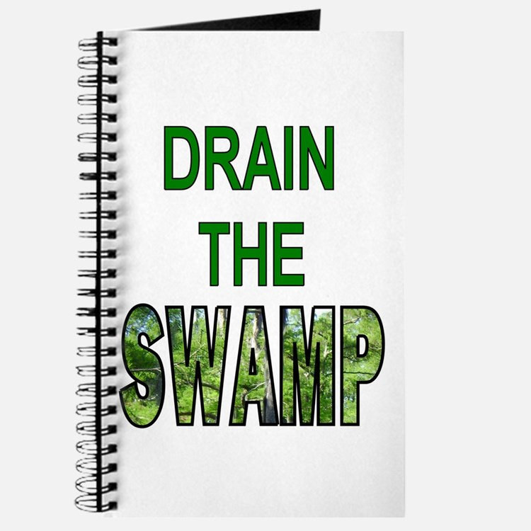 Drain The Swamp Journal