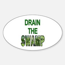 Drain The Swamp Bumper Stickers