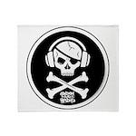 Lpr Logo Throw Blanket