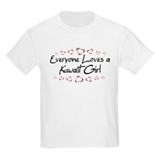 Kuwait Girl T-Shirt