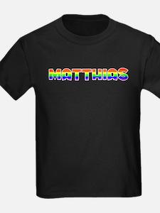 Matthias Gay Pride (#003) T
