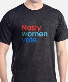 Nasty Women Vote T-Shirt
