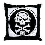 lpr logo Throw Pillow