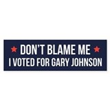 Gary johnson Single