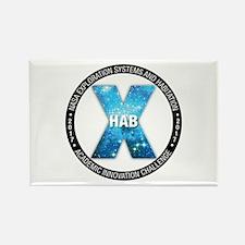 X-Hab 2017 Rectangle Magnet