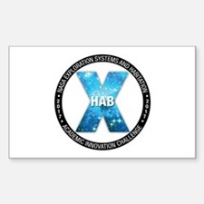 X-Hab 2017 Decal