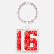16th Birthday Keychains