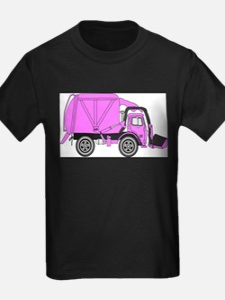 Garbage Truck Kids T-Shirt