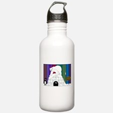 Polar Night Water Bottle