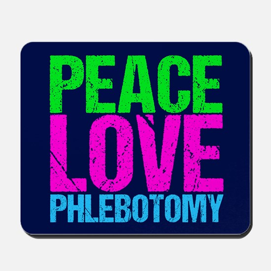Phlebotomy Mousepad