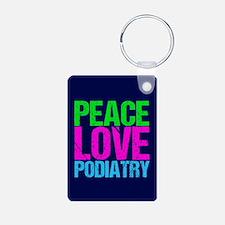 Cute Podiatry Keychains