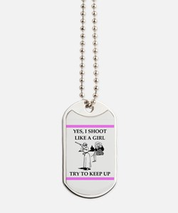 trapshooting Dog Tags