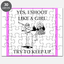 trapshooting Puzzle