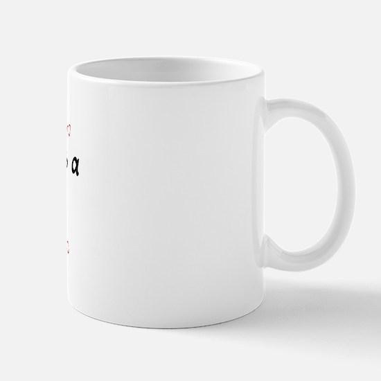 Newton Girl Mug