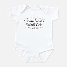 Modesto Girl Infant Bodysuit