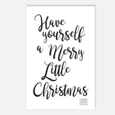 Have Yourself A Merry Postcards (package Of 8)