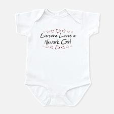 Newark Girl Infant Bodysuit