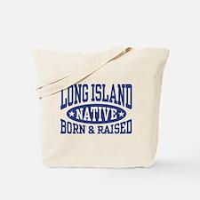 Long Island Native Tote Bag