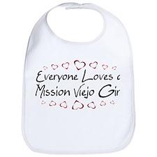 Mission Viejo Girl Bib
