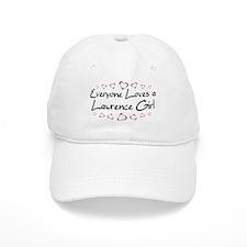Lawrence Girl Baseball Baseball Cap