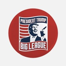 President Trump Button