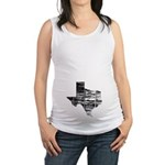 Real Texas Maternity Tank Top