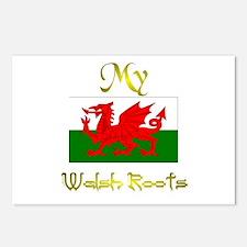 Best Welsh Design. Postcards (Package of 8)