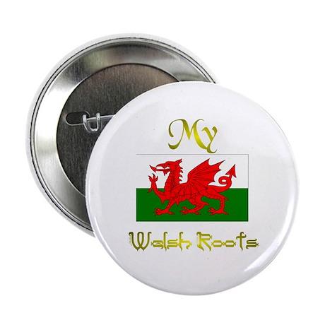 "Best Welsh Design. 2.25"" Button"