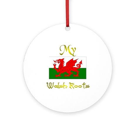 Best Welsh Design. Ornament (Round)