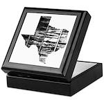 Real Texas Keepsake Box