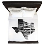 Real Texas King Duvet
