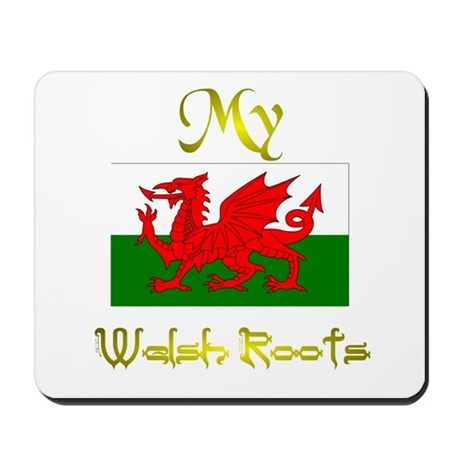 Best Welsh Design. Mousepad