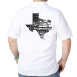 Real Texas Golf Shirt