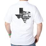 Real Texas Golf Shirt